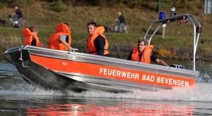 Neues Boot / Feuerwehr / Bad Bevensen