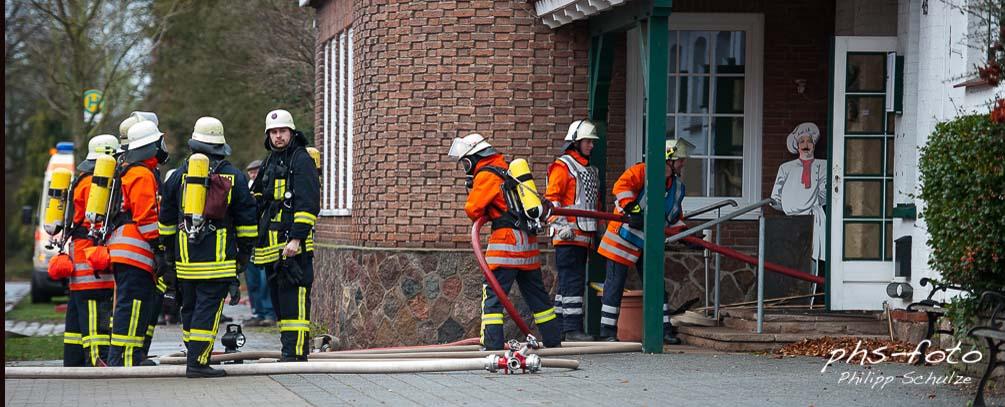 Feuer / Altenmedingen