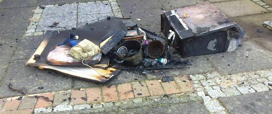 Küchenbrand 13.08.2016
